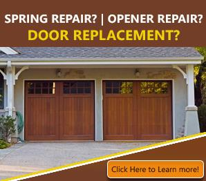 Maintenance Services - Garage Door Repair Bellevue, WA