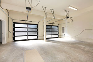 Glass Garage Doors in Washington